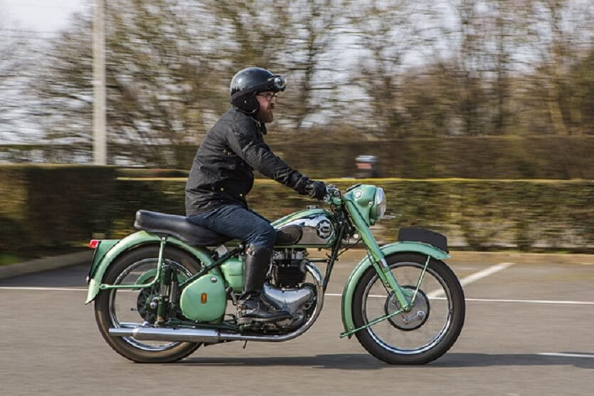 Classic Bike Motorcycle Insurance