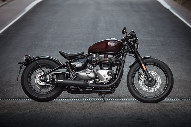 Quarter  Mile Bobber inspiration kit