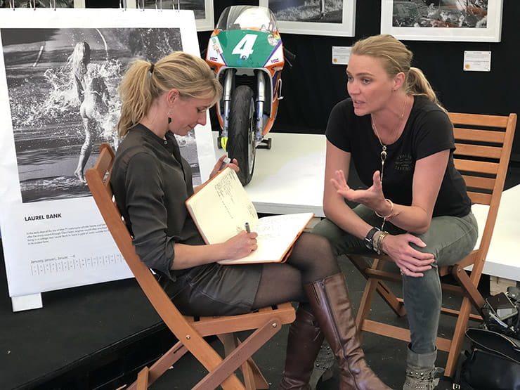 Rachael Clegg interviews Jodie Kidd for BikeSocial