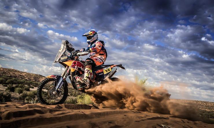 Ten Photos In Ten Minutes With Dakar Rally Winner Sam Sunderland