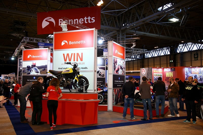Motorcycle Live stand
