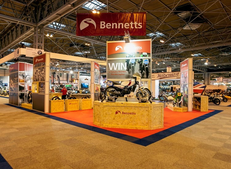 London Motorcycle Show image