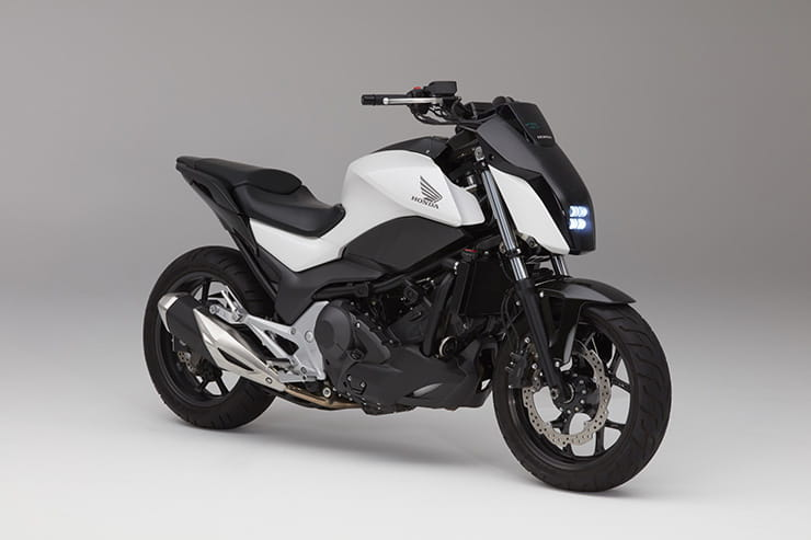 The NC750S-looking Honda concept bike that won