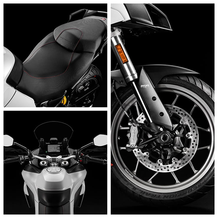 Close up with the Ducati Multistrada 950