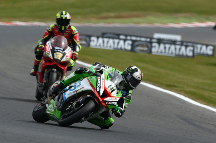 Shakey Haslam Brands Hatch 2017