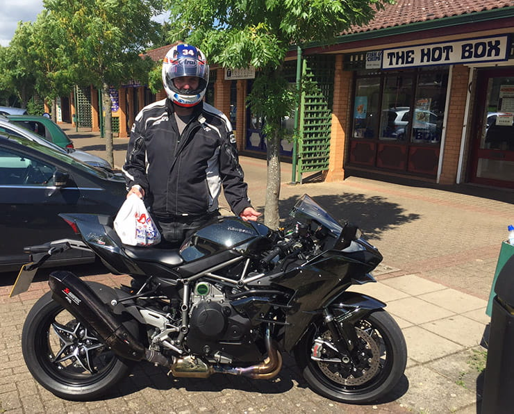 Kawasaki Ninja H2 Real World Road Test