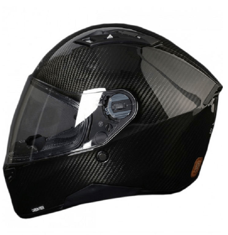 Carbon HD117 by Stealth Helmets