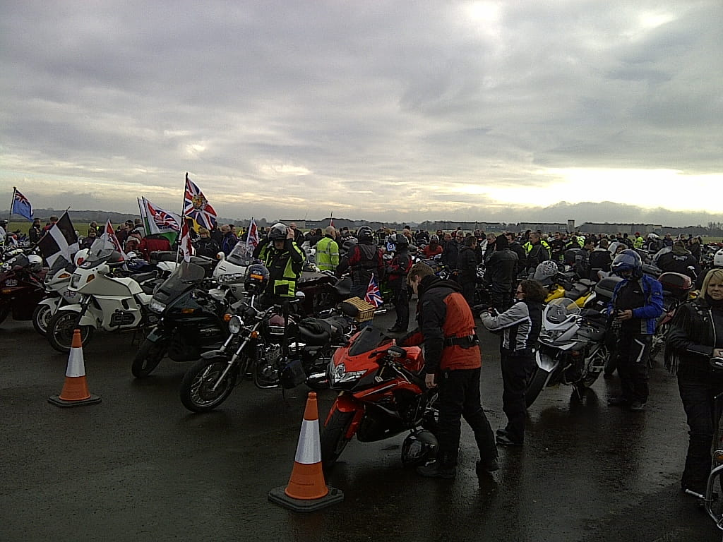 Ride of Respect 2012