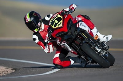 Ducati Multistrada 1200 takes Pikes Peak win