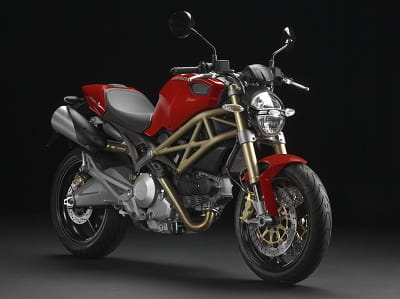 Special Edition Ducati Monster Anniversary