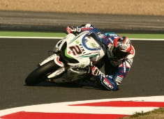 Camier with his elbow down.