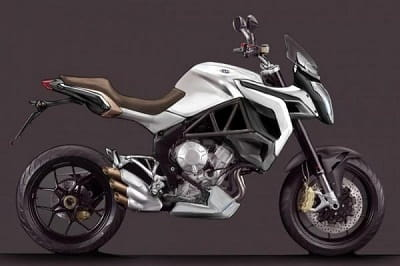 World exclusive first look at MV Agusta Rivale