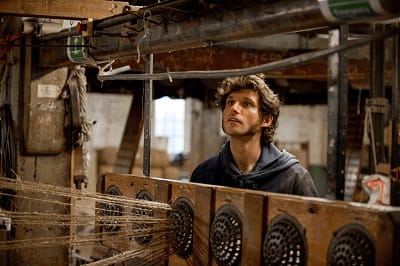 Guy Martin in his new TV Show
