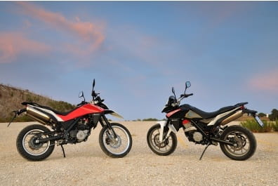 Husqvarna's new 650 models