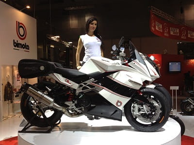 Bimota DB12 Tourist