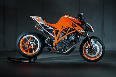 KTM's mental new 180bhp 1290 Super Duke R!