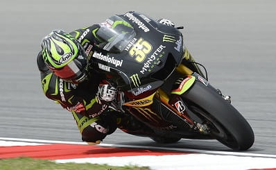 Cal Crutchlow will be at the NEC on Saturday, go and see him on the Silverstone stand