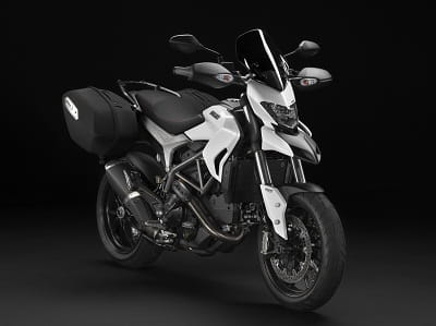 Ducati Hyperstrada, see it at the Ducati stand