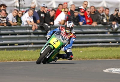 McGuinness on the 500 he'll ride at the Isle of Man Classic TT