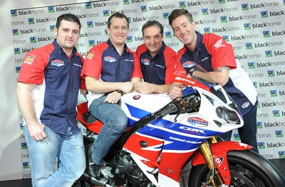 L to R: Dunlop, McGuinness, Rutter & Andrews