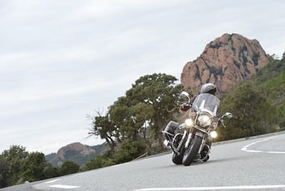 Moto Guzzi California 1400 Touring on test, it's a lovely ride, not perfect, but we like it