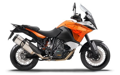KTM's new 2013 Adventure will cost £12,595