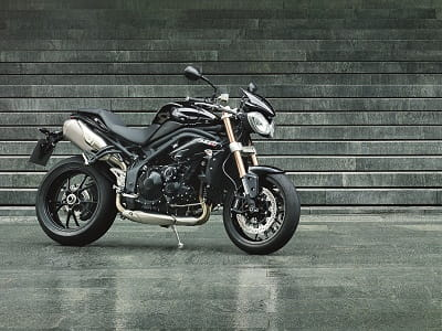 Triumph's Speed Triple looks set for a major update in 2014