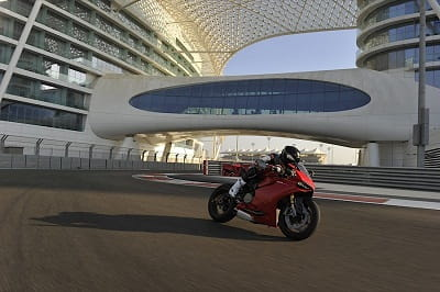 Ducati's Panigale is very special. So was the bike's launch...