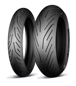 Michelin Pilot Power 3 are a great road tyre for everyday use on performance bikes