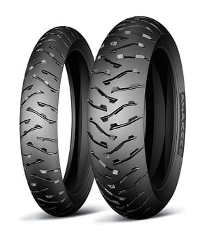 Michelin Anakee 3 are designed for Adventure bikes