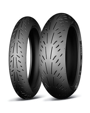 Michelin Power Superspot for the track day and fast road bike tyre market