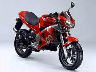 Gilera's DNA is very similar in concept to the Honda