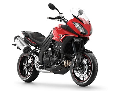 New Triumph Tiger Sport 1050 gets sharp new look too!