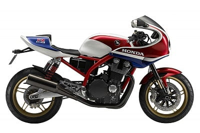 Honda's CB1100R isn't going into production sadly, but we can still dream. For now we have the CB1100F.