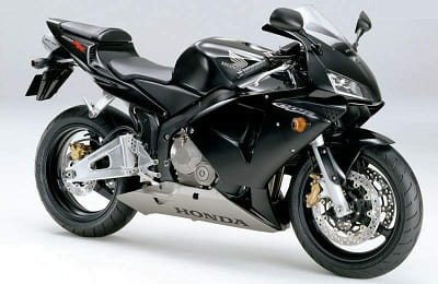 2003 Honda CBR600RR changed the direction of the CBR600 forever