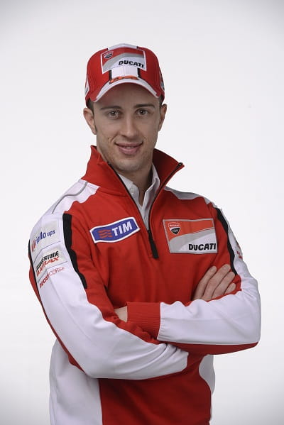 Ducati's new boy Andrea Dovizioso talked about his plans for