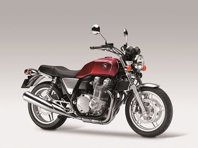 It's a good looking chunk of metal, even if this is 2013, not the seventies. Loving the style and the detail Honda.
