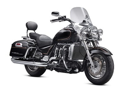 Triumph's 2013 Rocket III Touring gets a host of tweaks for 2013