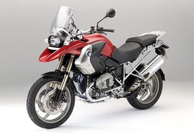 2010 BMW R1200GS gets 12bhp boost and higher revs