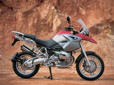 2004 BMW R1200GS, a radical overhaul, the lightest yet, and another launch in South Africa