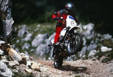 BMW's R80GS and later R100GS started a whole need breed of biking that has brought us up to the new R1200GS