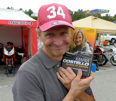 Kevin Schwantz has a copy, now you could get one too!