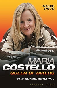 Maria Costello - Queen of Bikers