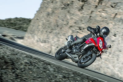 Triumph Tiger 1050 Sport. Sources say it will cost less than £10,000