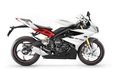 A beautiful Triumph Daytona 675R like this one could be yours!
