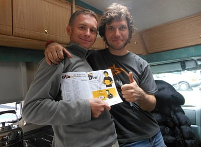 Join in with Guy Martin's Big Brew weekend!