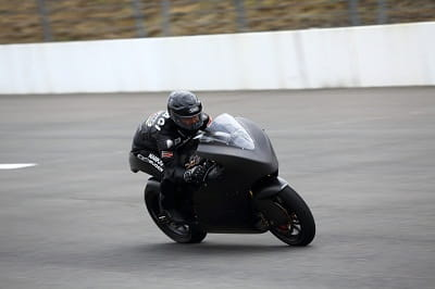 Mugen's new Shinden 2 being tested in Japan this week. Is this the bike to give McGuinness his 20th TT win?