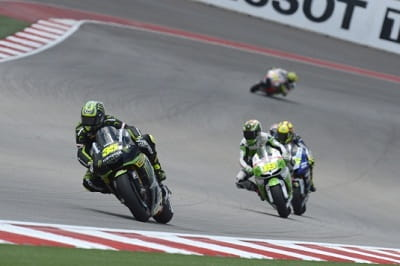 Crutchlow once again showed his class at the first-ever MotoGP race in Austin, Texas.