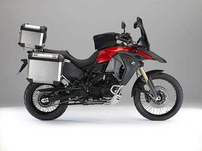 BMW's new 2013 F800GS Adventure