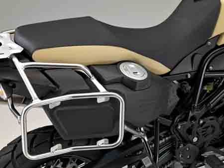 BMW F 800 GS fuel tank